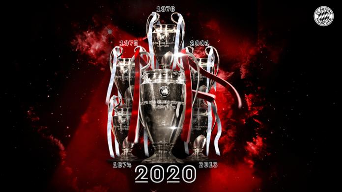 Bayern conquista a Champions