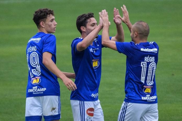 Cruzeiro vence o Figueirense