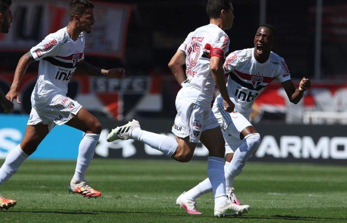 Sao Paulo Vence o Corinthians
