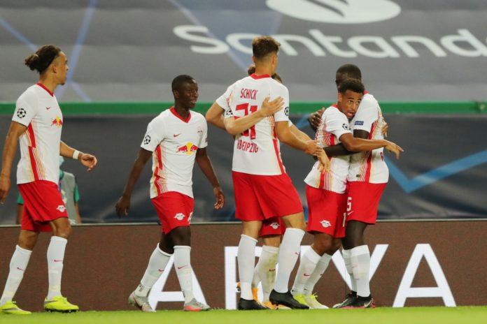 Com vitoria sobre o Atletico, RB Leipzig passa a semifinal