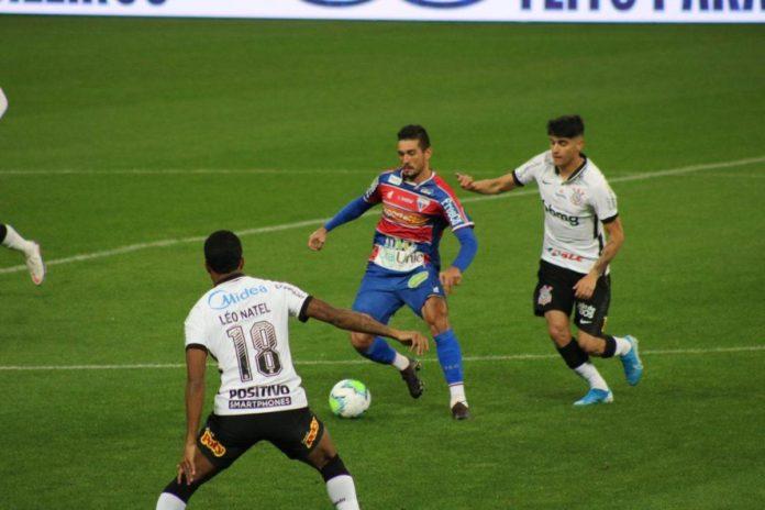 Corinthians e Fortaleza empatam