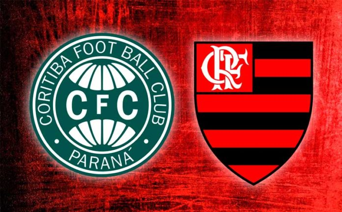 Flamengo derrota Coritiba