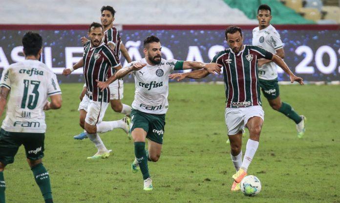 Fluminense-Palmeiras - 08.2020