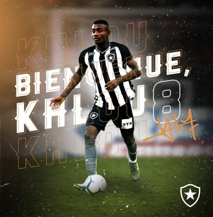 kalou no Botafogo