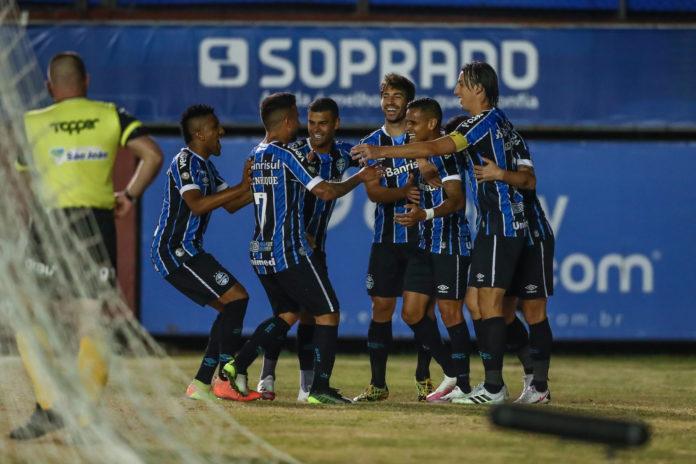 Grêmio vence o Caxias