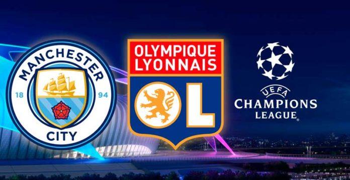 Lyon derrota Manchester City