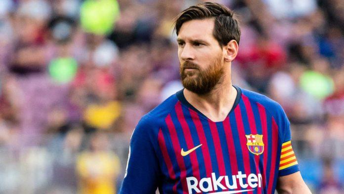 Messi na Inglaterra ou Italia