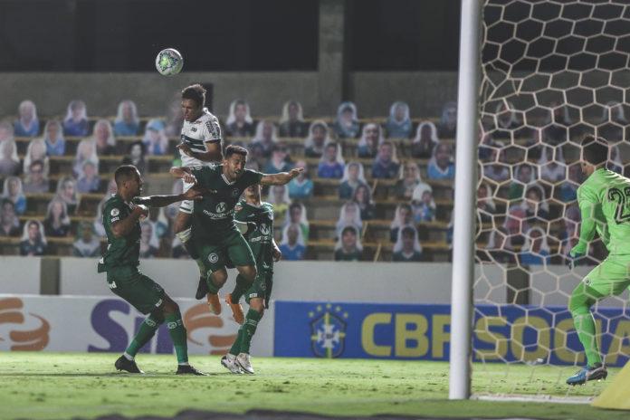 Goiás e Coritiba empatam