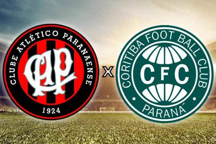 Atlético PR vs Coritiba