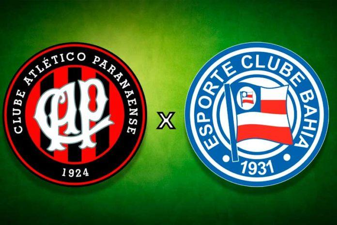 Atlético (PR) vs Bahia
