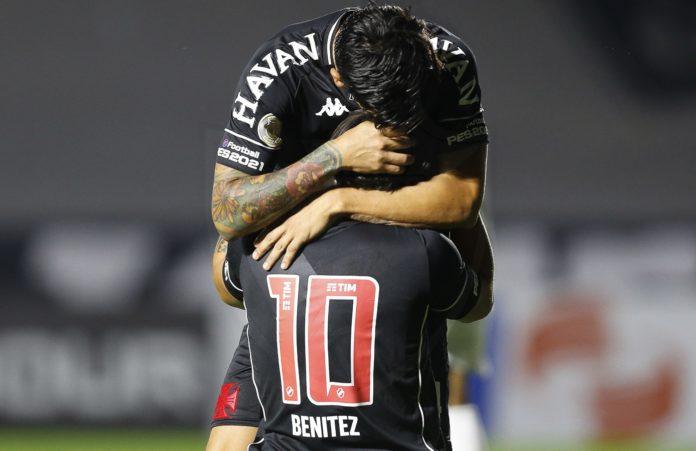 Vasco vence o Atletico (PR)
