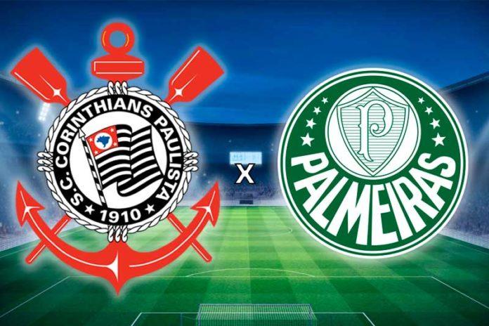 Corinthians vs Palmeiras
