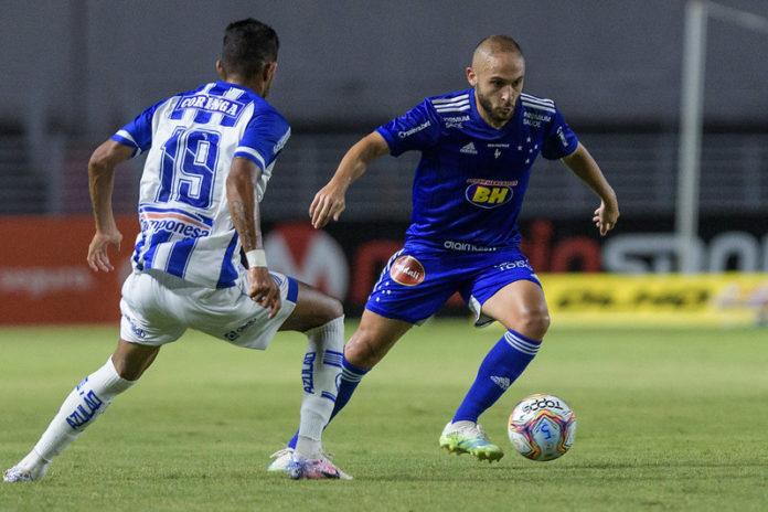 Cruzeiro perde para o CSA