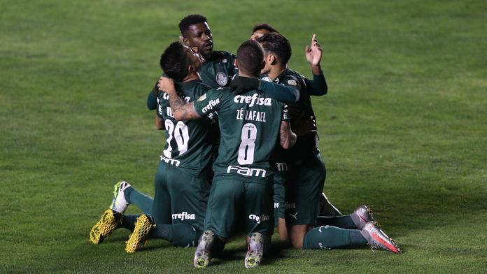 Palmeiras bate o Bolivar