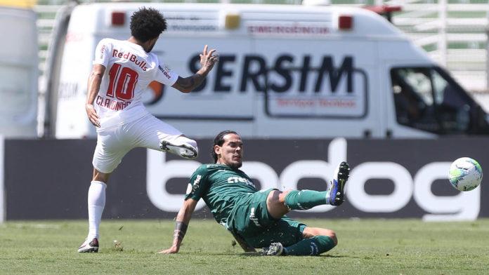 Palmeiras vence Bragantino