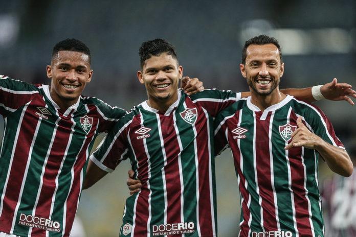 Fluminense empata com Atlético (GO)