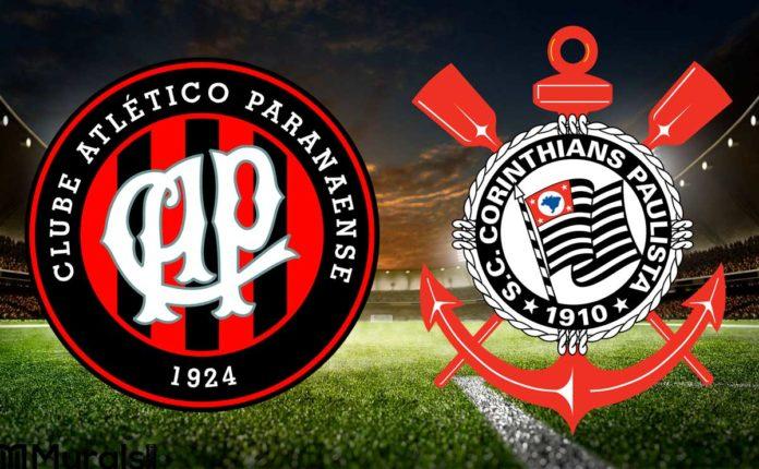 Atlético PR vs Corinthians