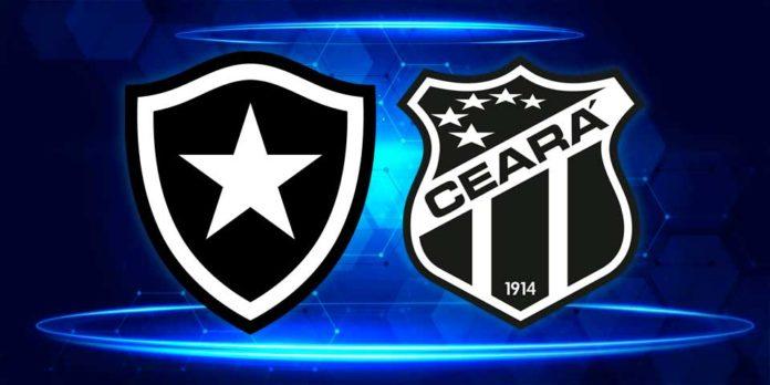 Botafogo vs Ceará