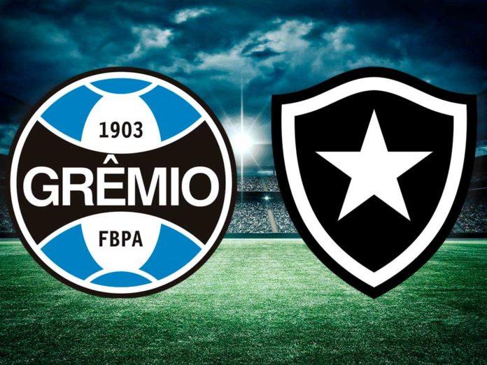 Grêmio vs Botafogo