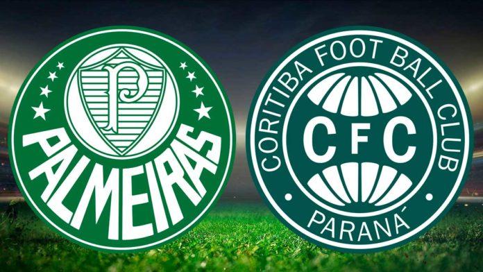 Palmeiras vs Coritiba