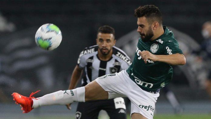 Palmeiras demonstra fragilidades