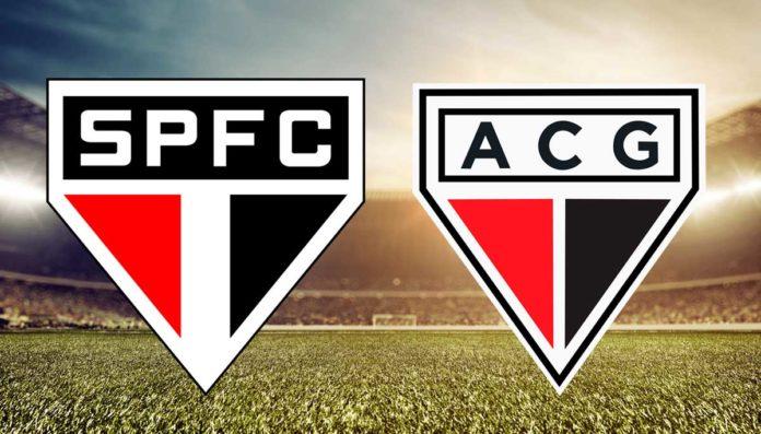 São Paulo vs Atlético (GO)