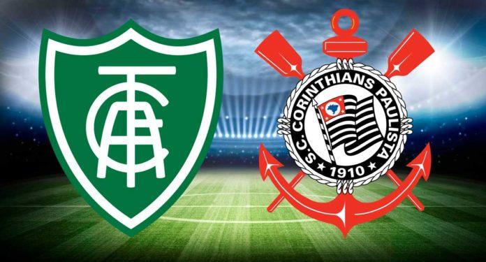 América (MG) vs Corinthians