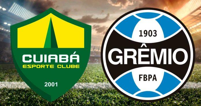 Cuiabá vs Grêmio