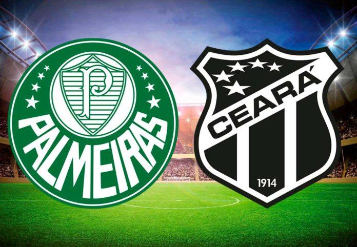 Palmeiras vs Ceará