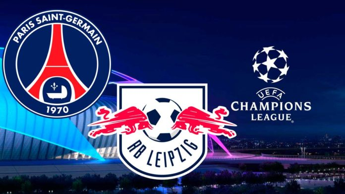 PSG vs Leipzig