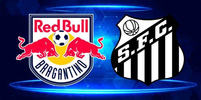 Bragantino vs Santos