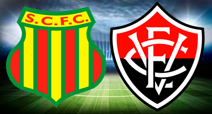 Sampaio Corrêa vs Vitória (BA)