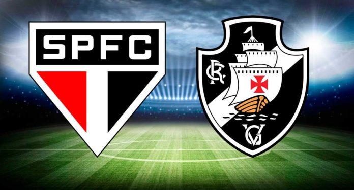 São Paulo vs Vasco
