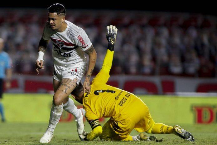 São Paulo 3 x 0 Flamengo