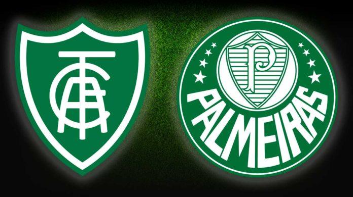 América (MG) vs Palmeiras