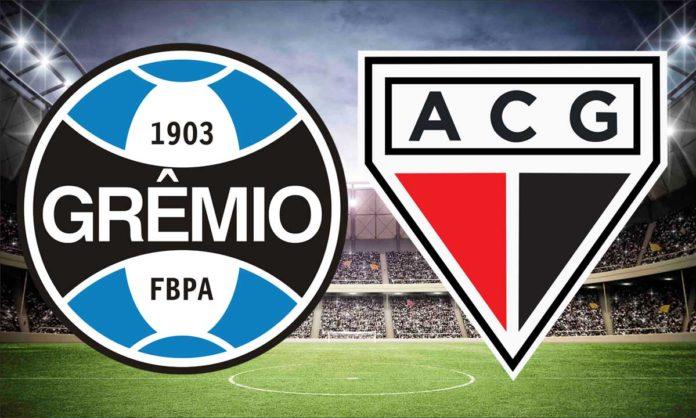 Atlético (GO) vs Grêmio