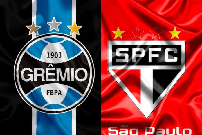 Grêmio vs São Paulo