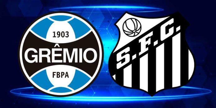 Grêmio vs Santos