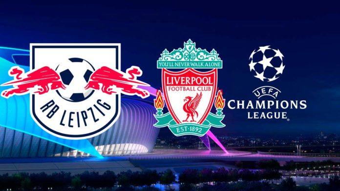 Leipzig vs Liverpool
