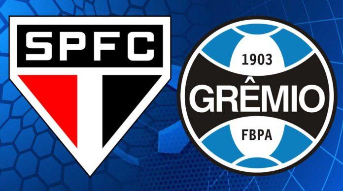 São Paulo vs Grêmio