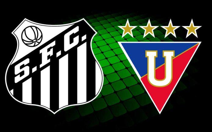 Santos vs LDU