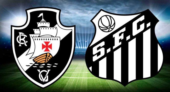 Vasco vs Santos