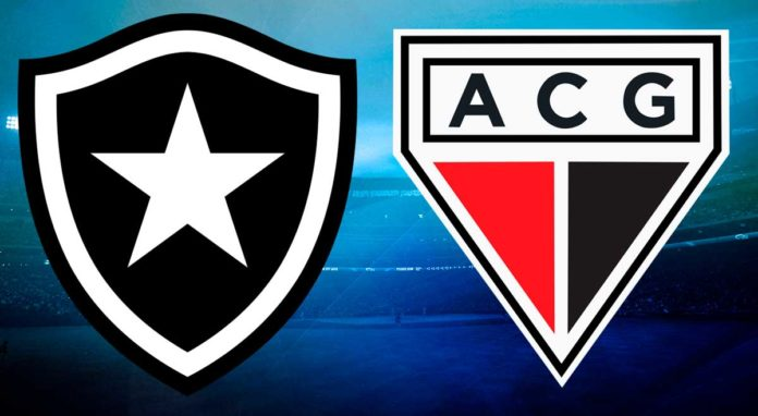 Botafogo vs Atlético (GO)