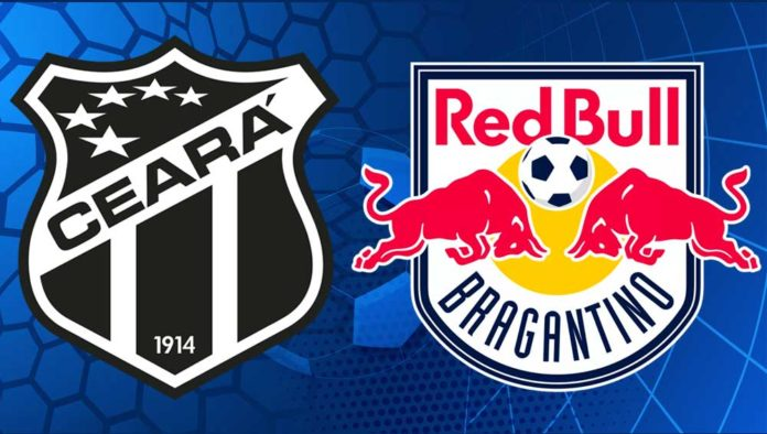 Ceará vs Red Bull Bragantino