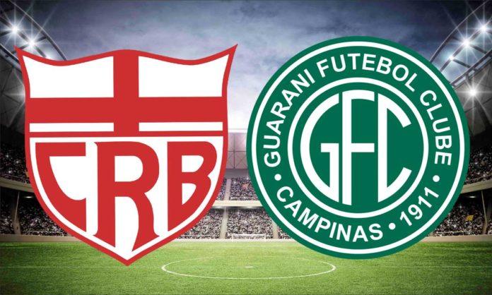 CRB vs Guarani