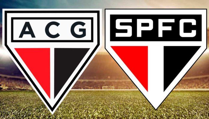 Atlético-GO vs São Paulo