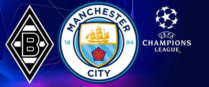 orussia Monchengladbach vs Manchester City