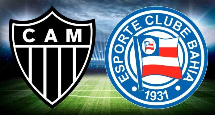 Atlético Mineiro vs Bahia