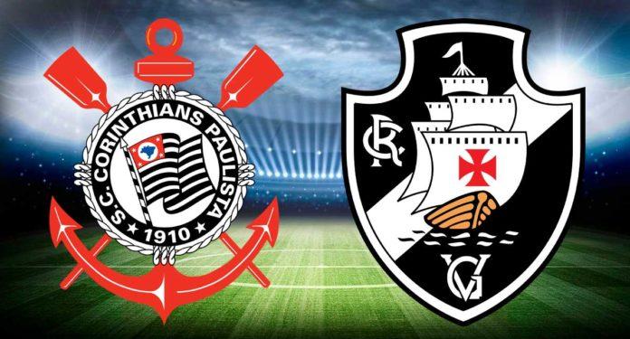 Corinthians vs Vasco