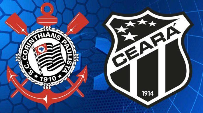 Corinthians vs Ceará